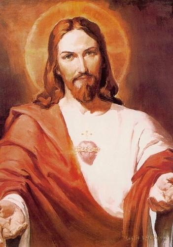 Fête du Sacré Cœur de Jésus